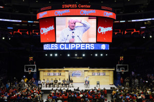 New LA Clippers Owner Steve Ballmer News Conference