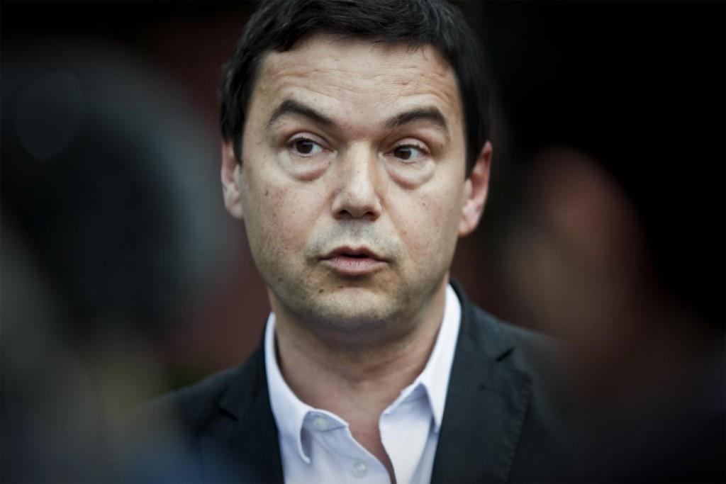 E vocês, leram todas as páginas do livro de Thomas Piketty?