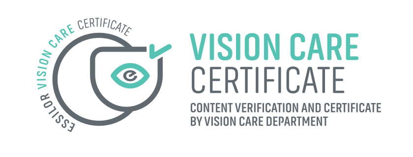 Vision Care Certificate