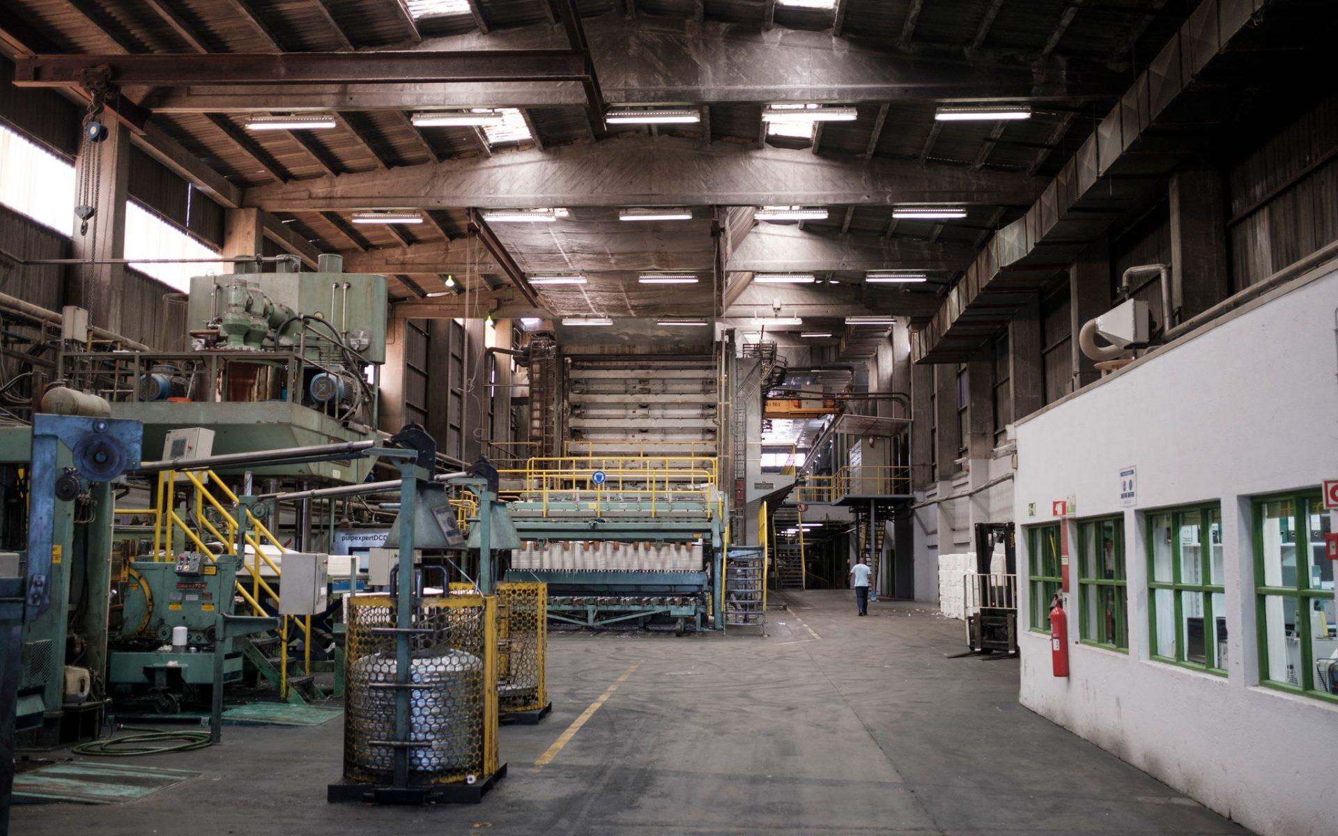 INV4YOU é um programa de desenvolvimento e implementação de melhorias internas na fábrica proposto pelos colaboradores