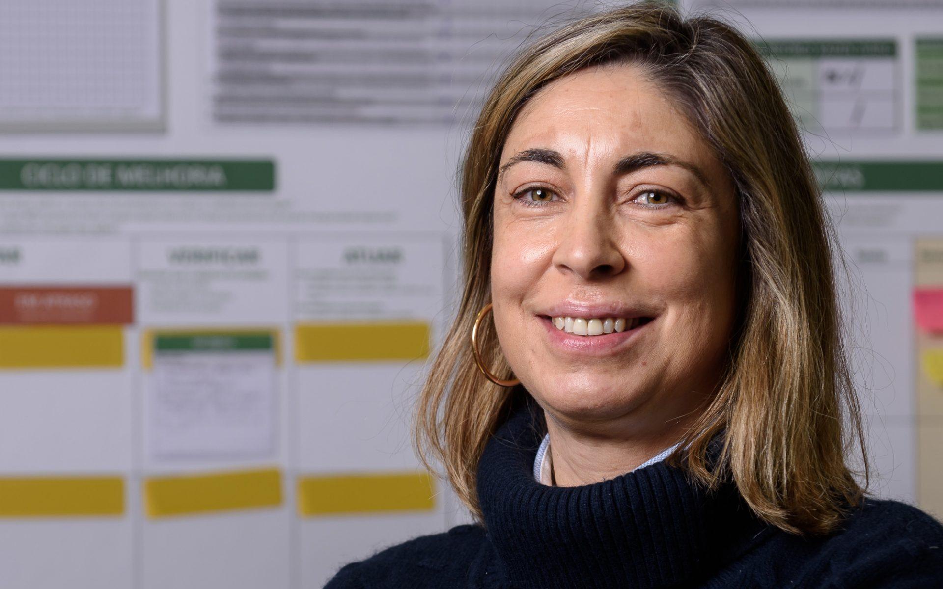 Sofia Jorge, Gestora do departamento de Controlo Técnico e Sistemas de Gestão da Celbi