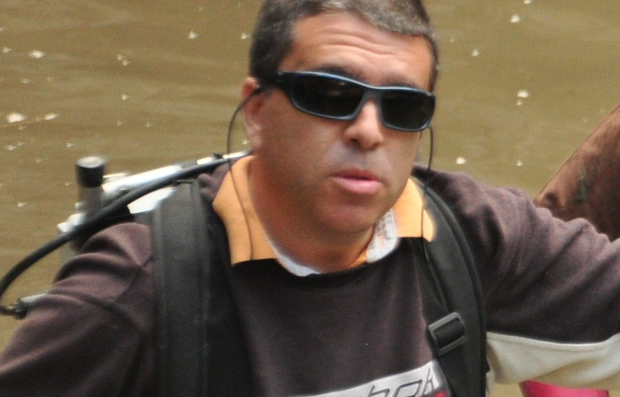 João Oliveira, investigador da Faculdade de Ciências da Universidade de Lisboa