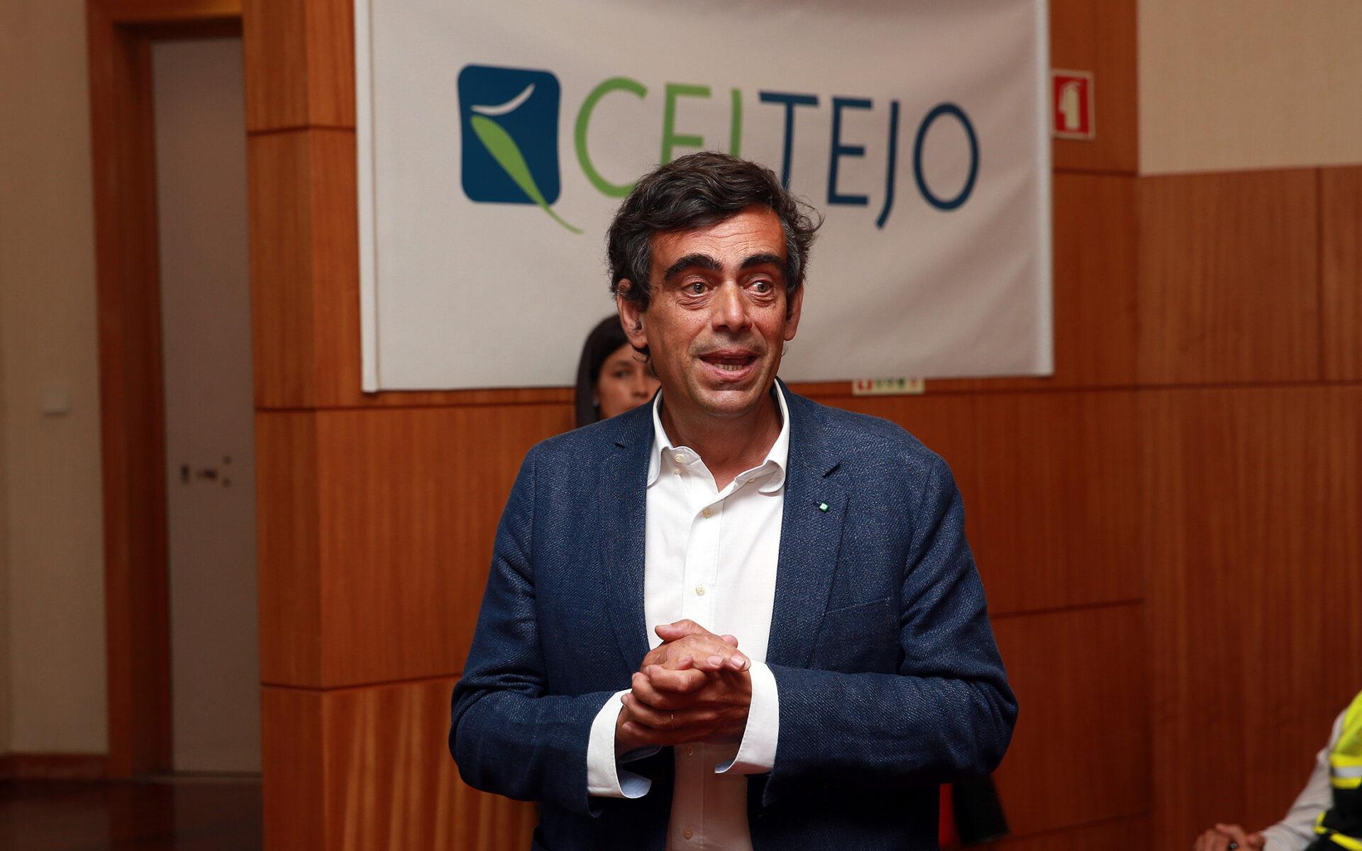 Luís Pereira, the mayor of Vila Velha de Ródão