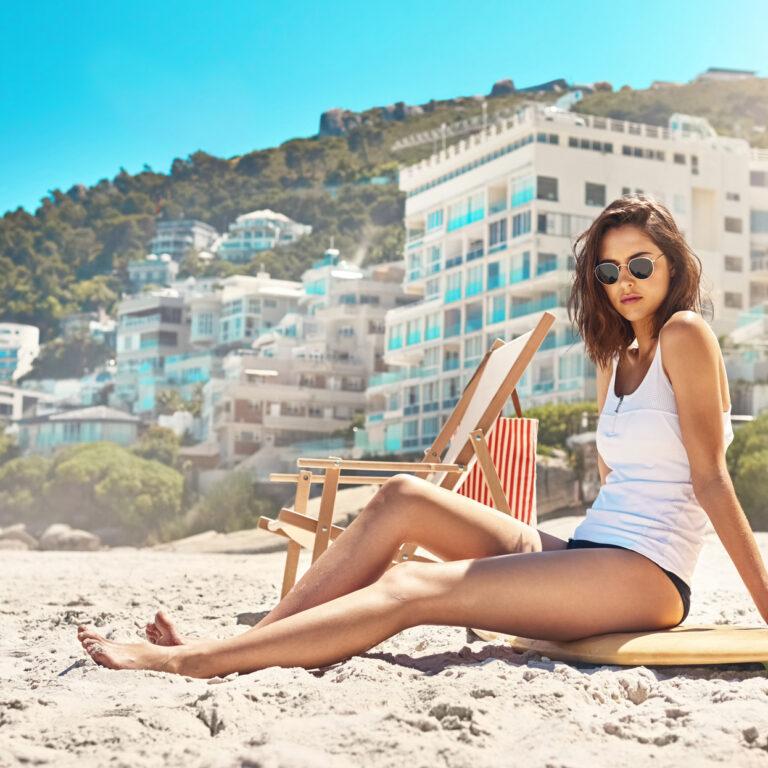 Como cuidar dos óculos de sol