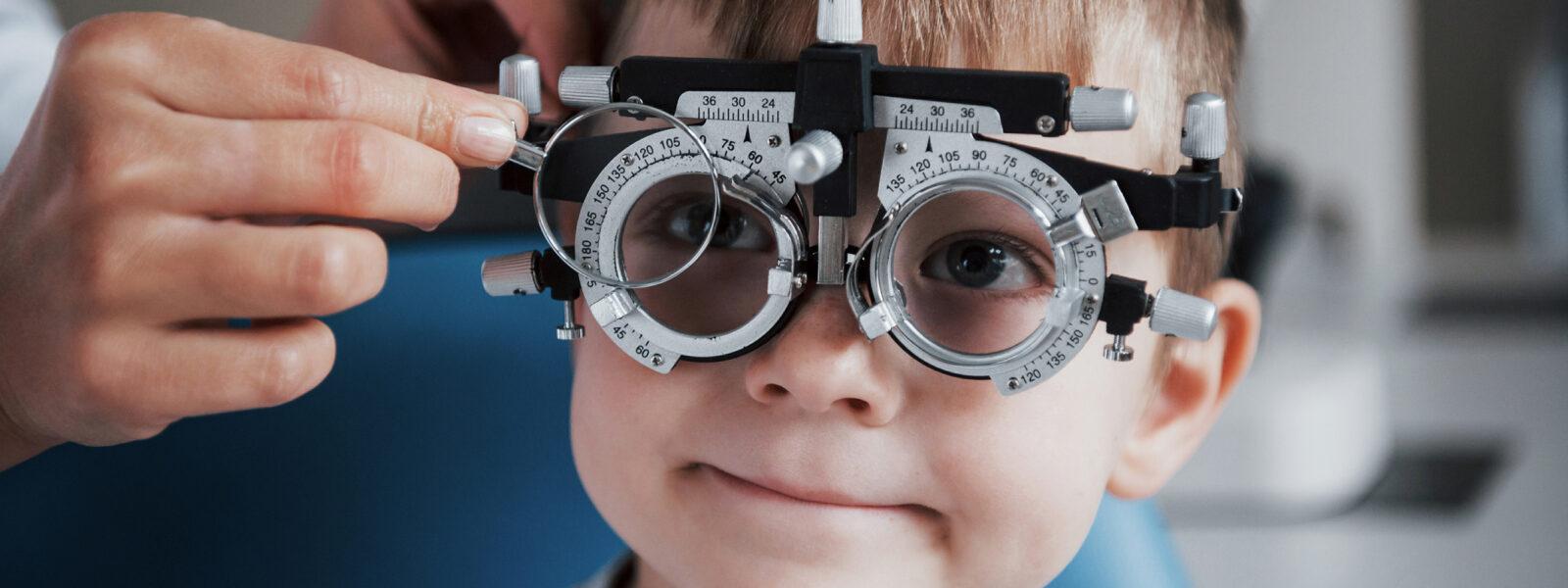 """""""Grande parte dos problemas de visão é diagnosticada nos rastreios"""""""