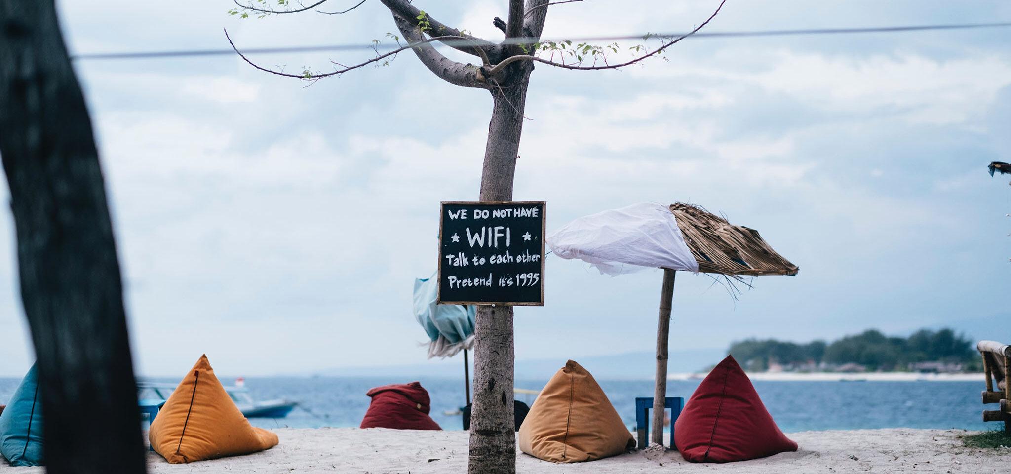 <em>On and off</em>: como equilibrar o uso da Internetz•Life