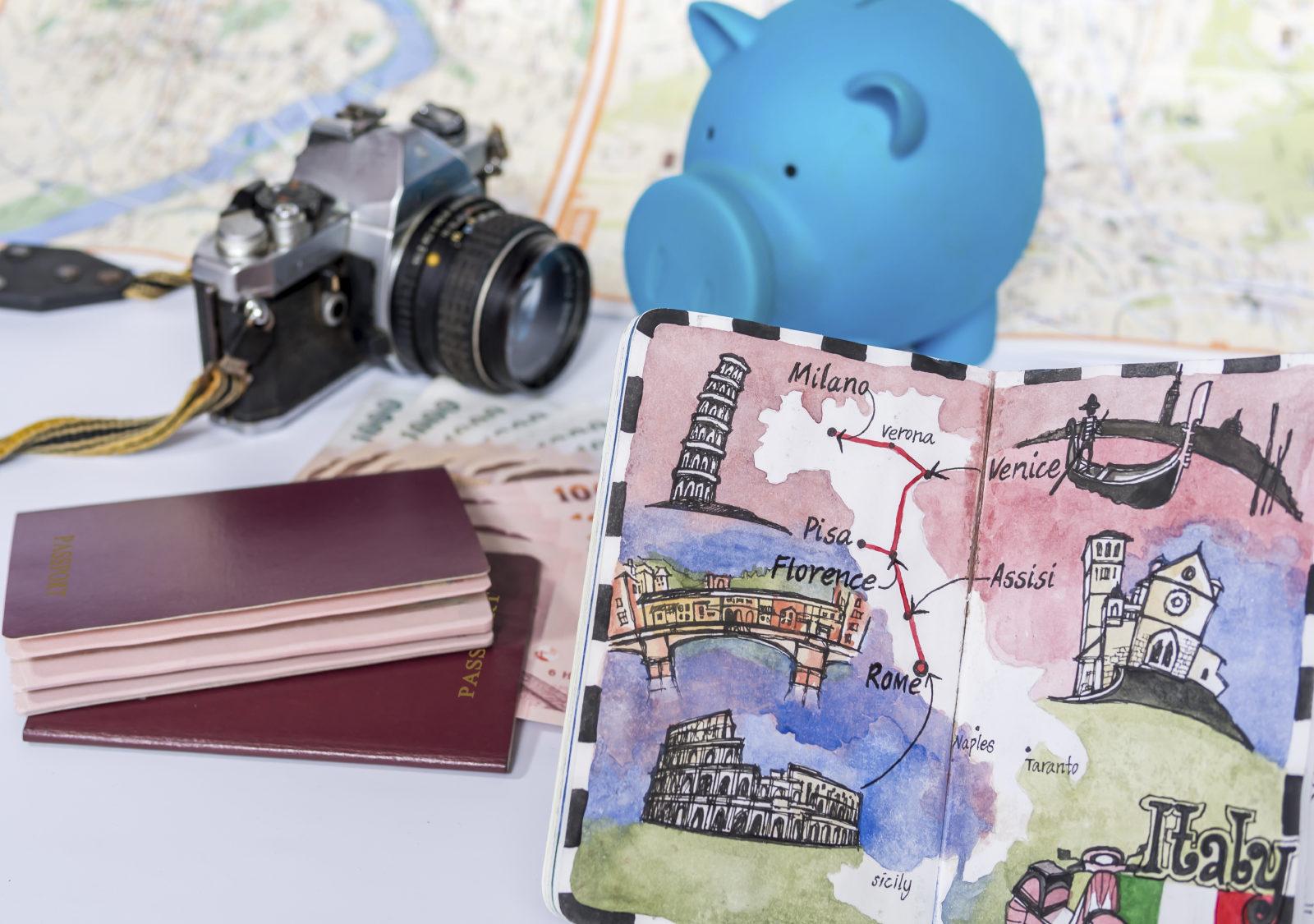 Vá de férias mais barato
