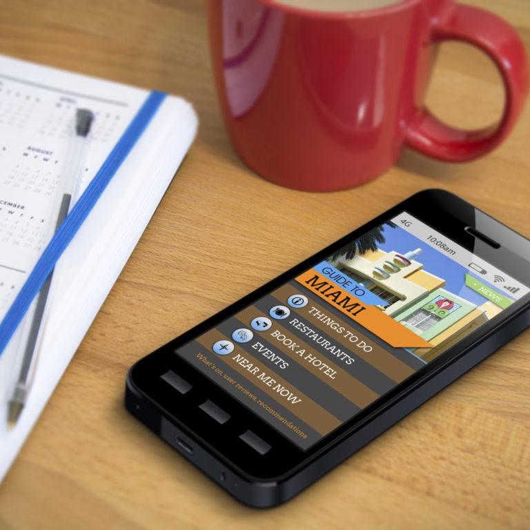 Viaje mais barato com o seu smartphone