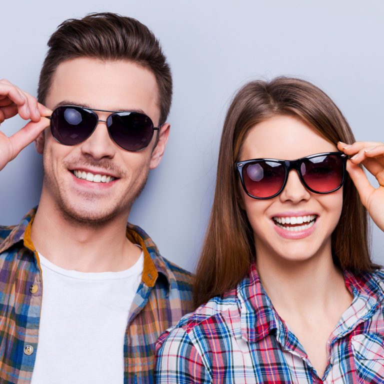 Óculos de sol: a melhor escolha