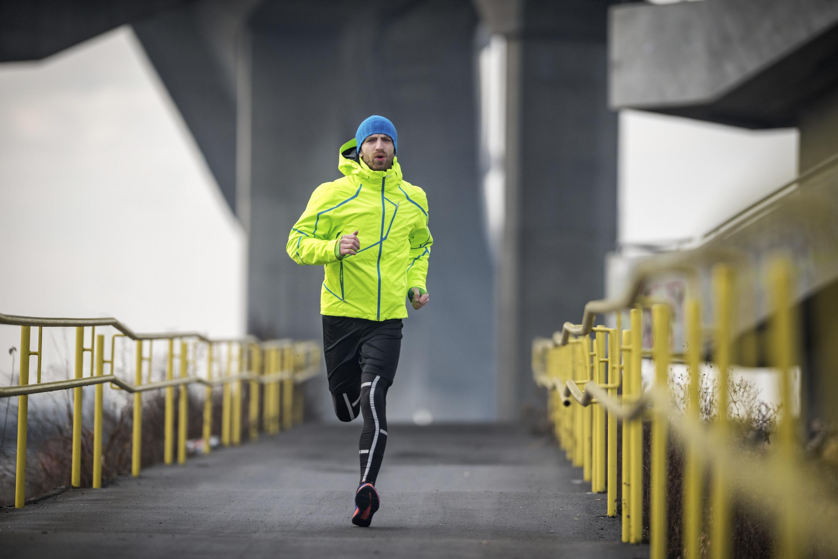 Exercício: prepare-se para o frio