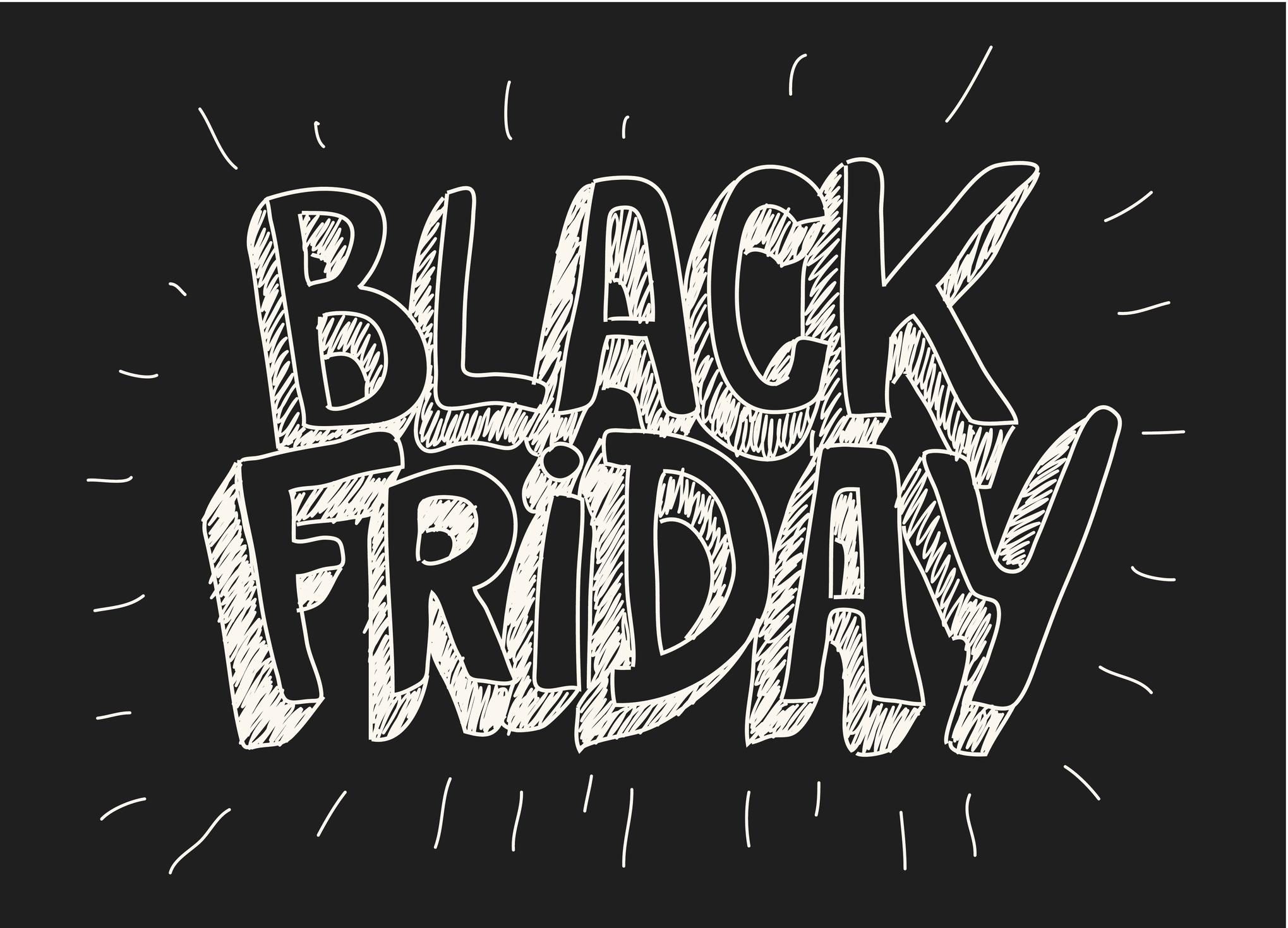 Black Friday à porta: aproveite e poupe nas compras de Natal