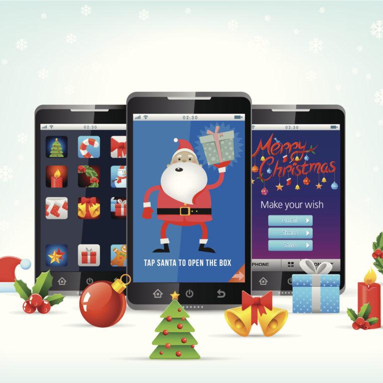 8 apps para viver ainda melhor o espírito natalício