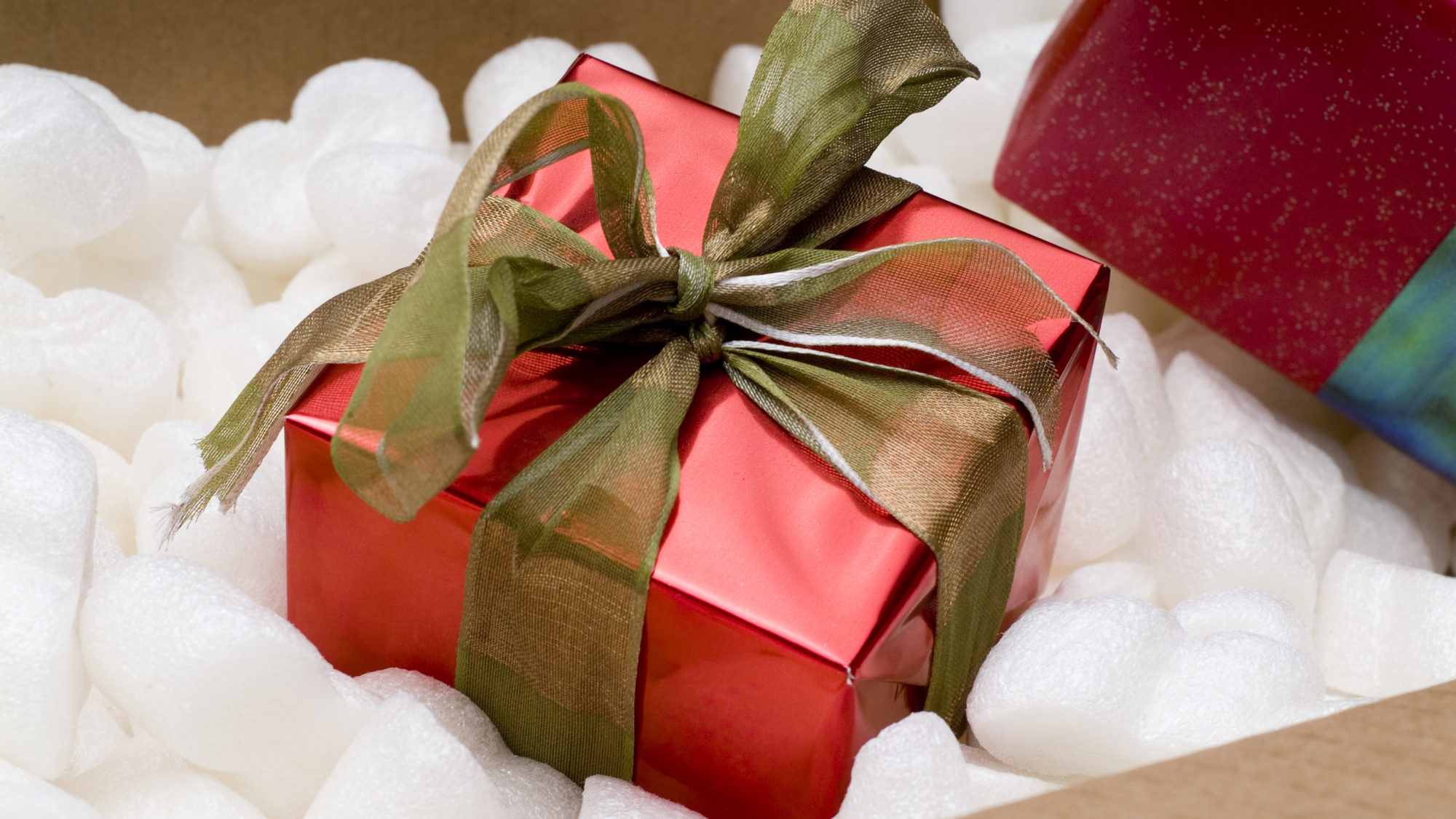 Prendas de Natal à distância de um clique