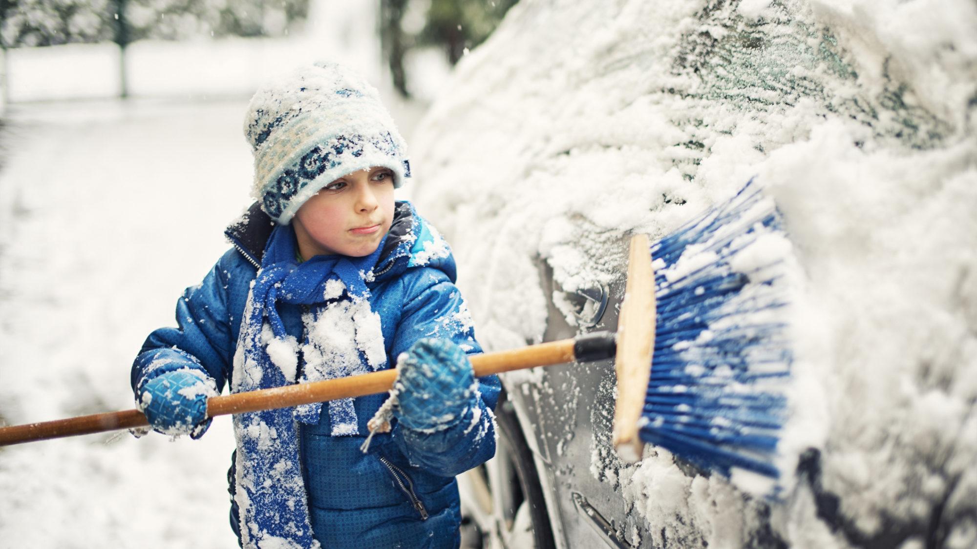 Proteja-se do frio