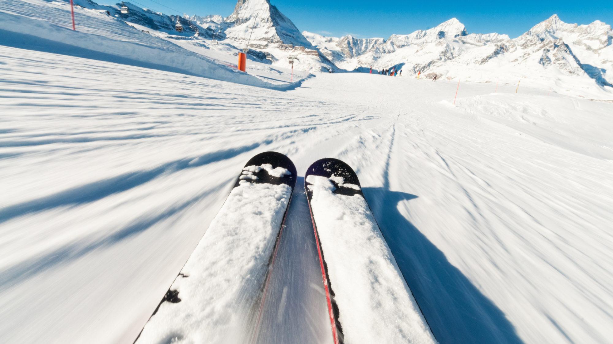 Gadgets para quem já não passa sem esquiar