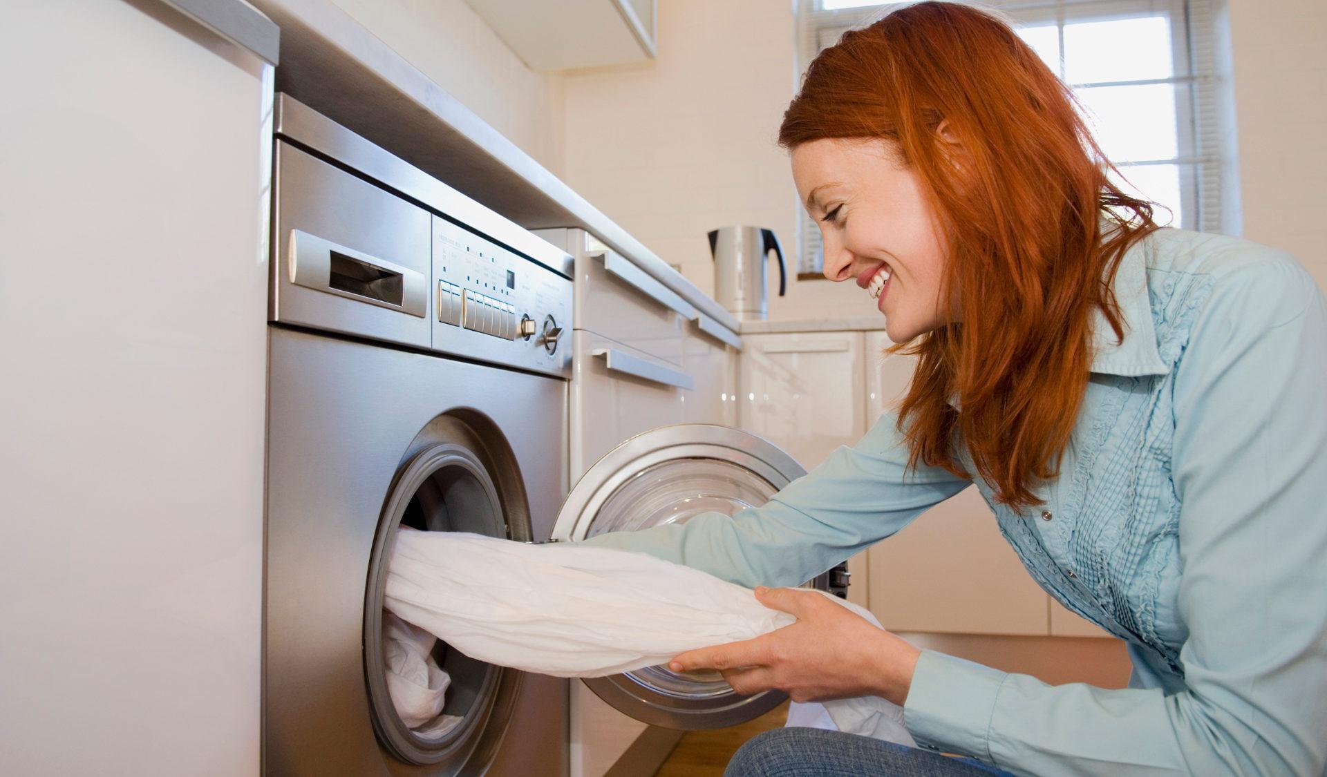 Máquina de lavar roupa: lave melhor, gaste menos