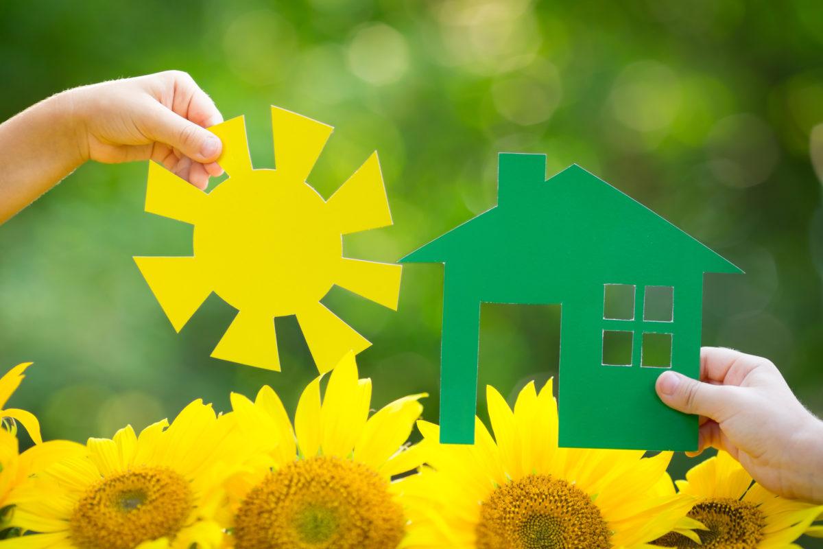 Casa mais fresca sem ar condicionado