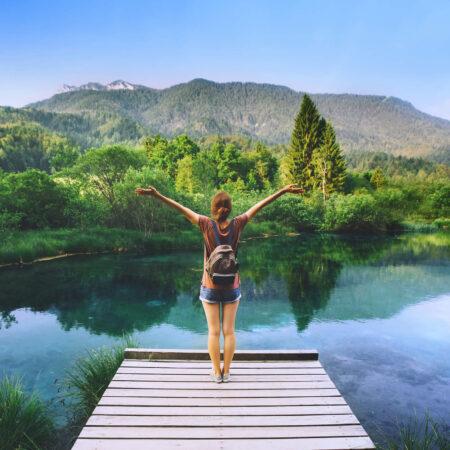 Poupar na viagem e o ambiente