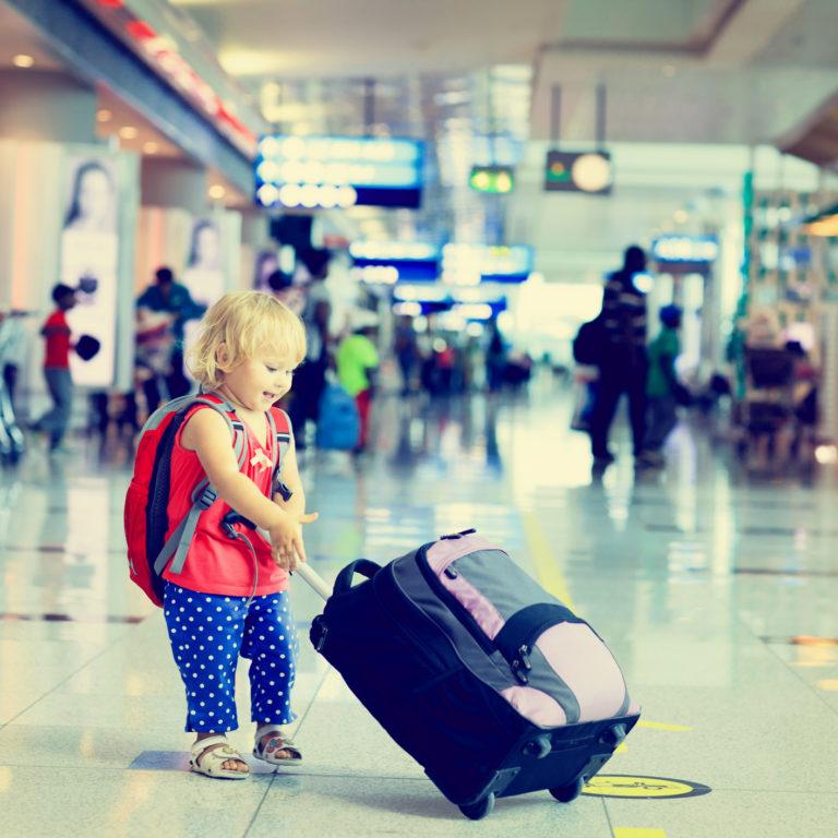 6 dicas para férias com crianças pequenas