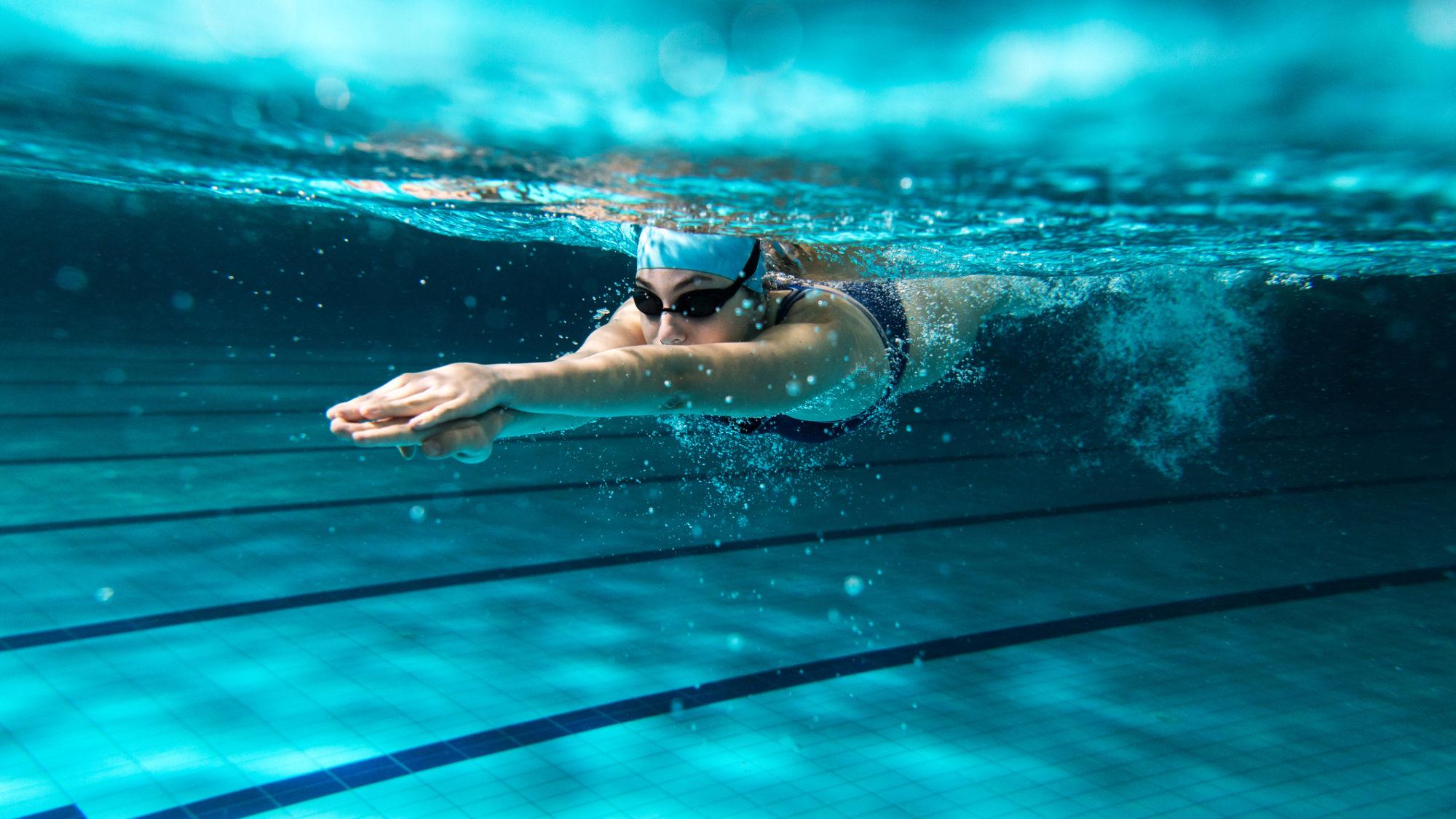 Como peixe dentro de água: apps para nadar mais e melhor
