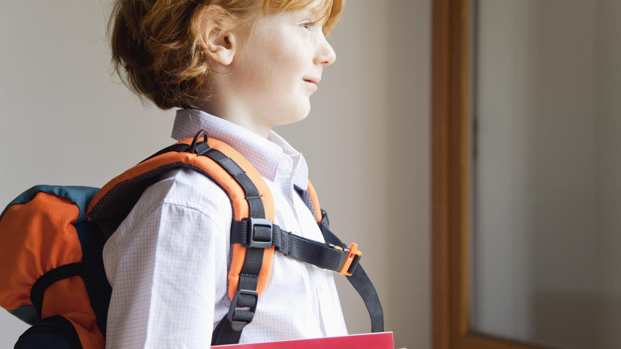 Primeiro dia de escola sem sobressaltos