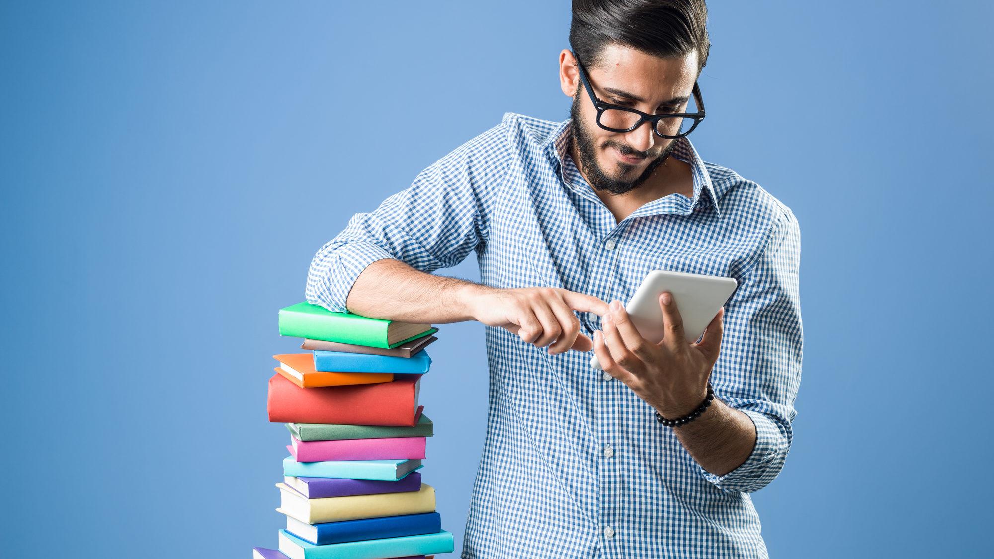 5 apps para quem gosta de ler