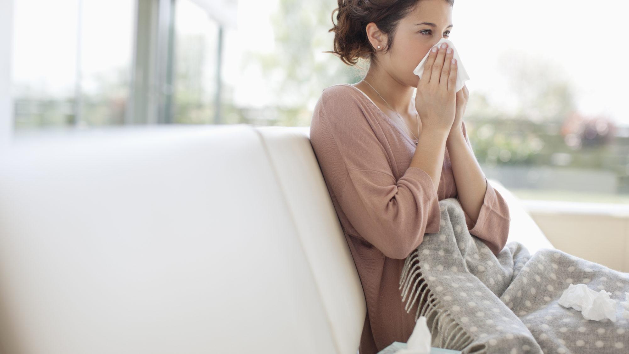 Gripe e constipações: mantenha-as à distância