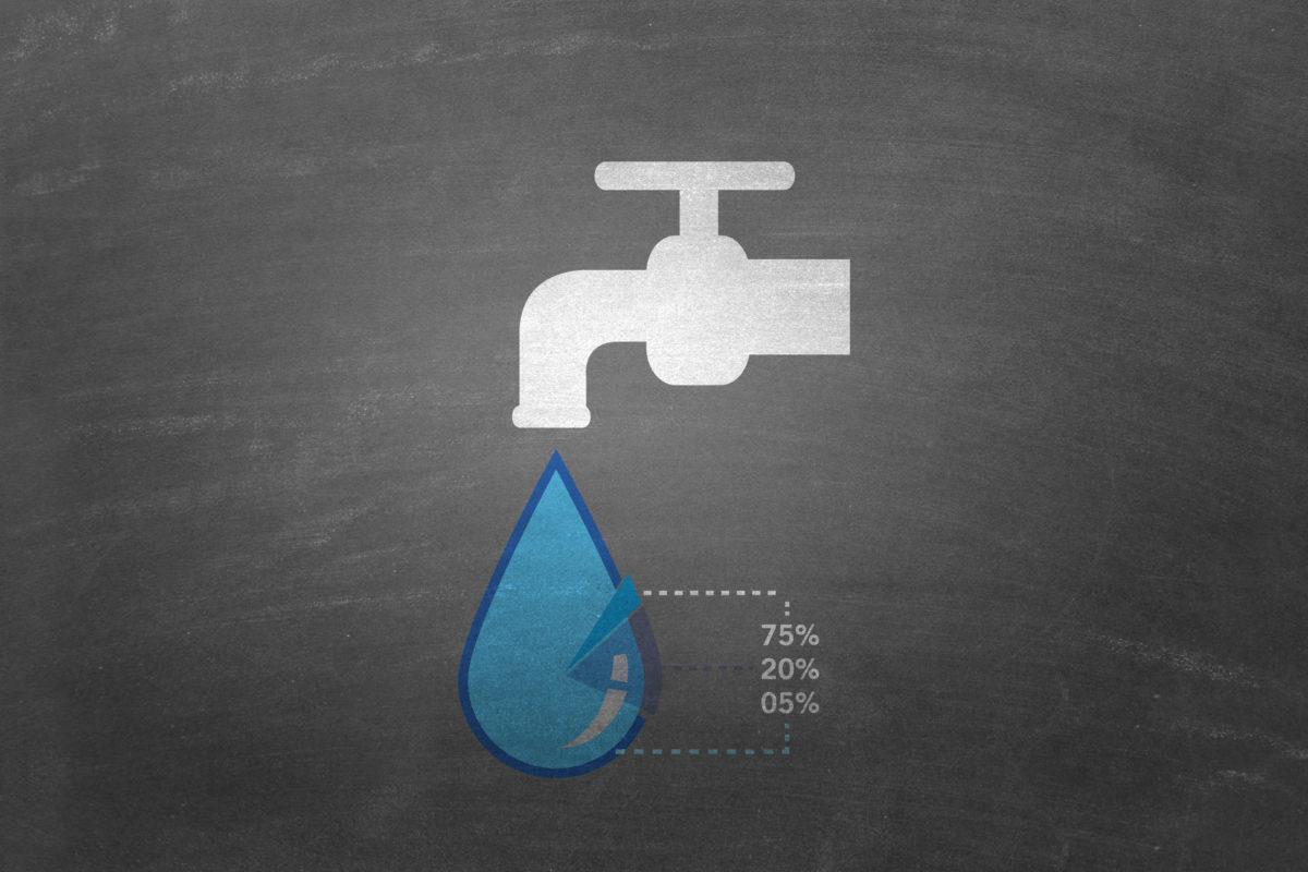 Vamos poupar ainda mais água?