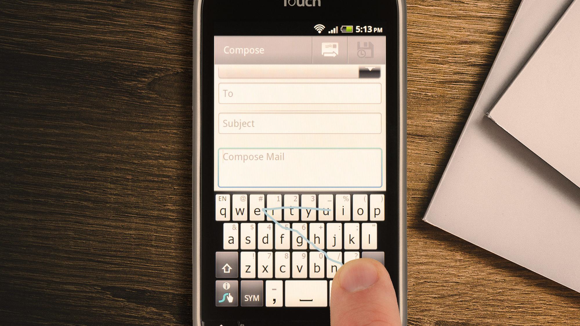 Deslize os dedos e escreva! Apps que facilitam a escrita