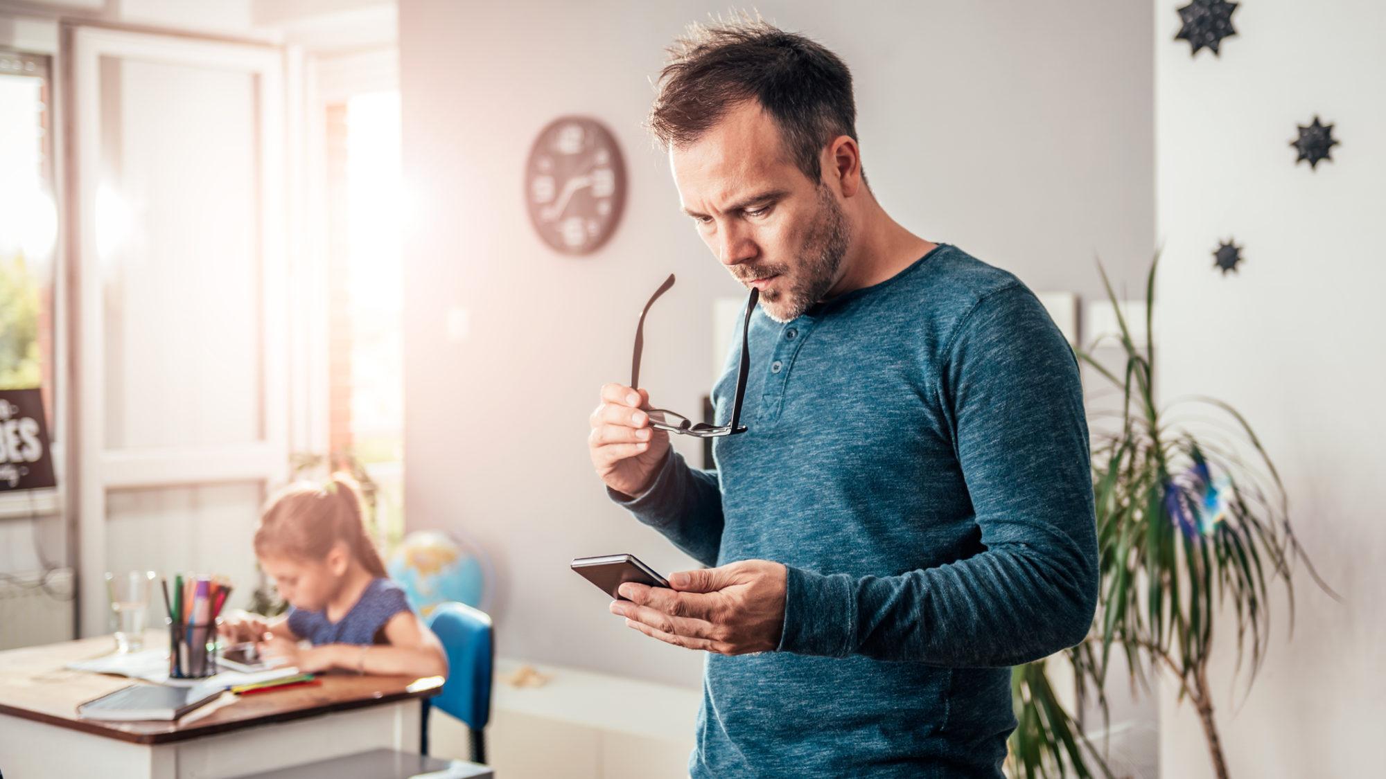 Tem smartphone? Simplifique a entrega do IRS