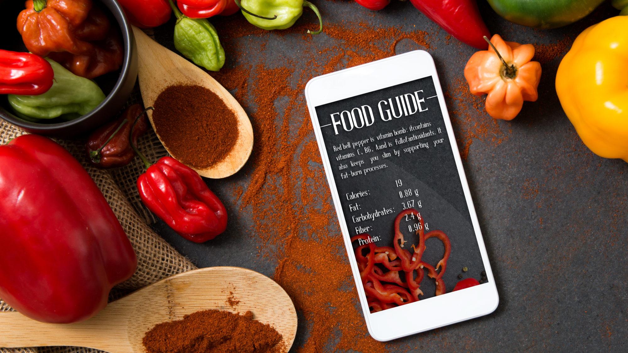 Comer de forma mais saudável sem esforço: apps que ajudam