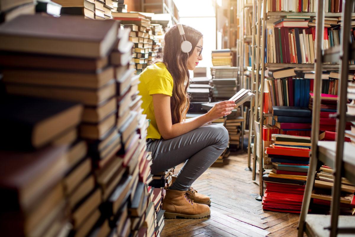 """Gadgets para trazer felicidade a """"devoradores"""" de livros"""