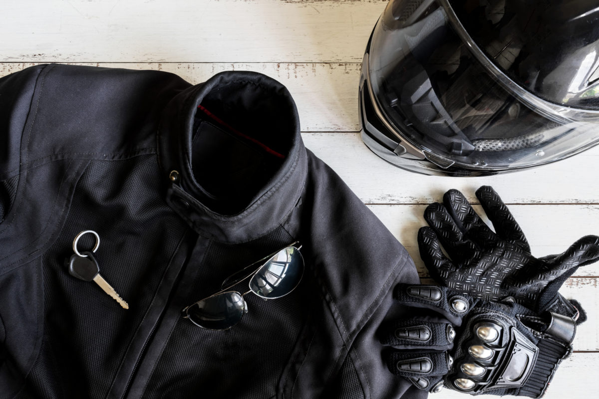 Moto: equipamento para o máximo conforto e segurança no verão