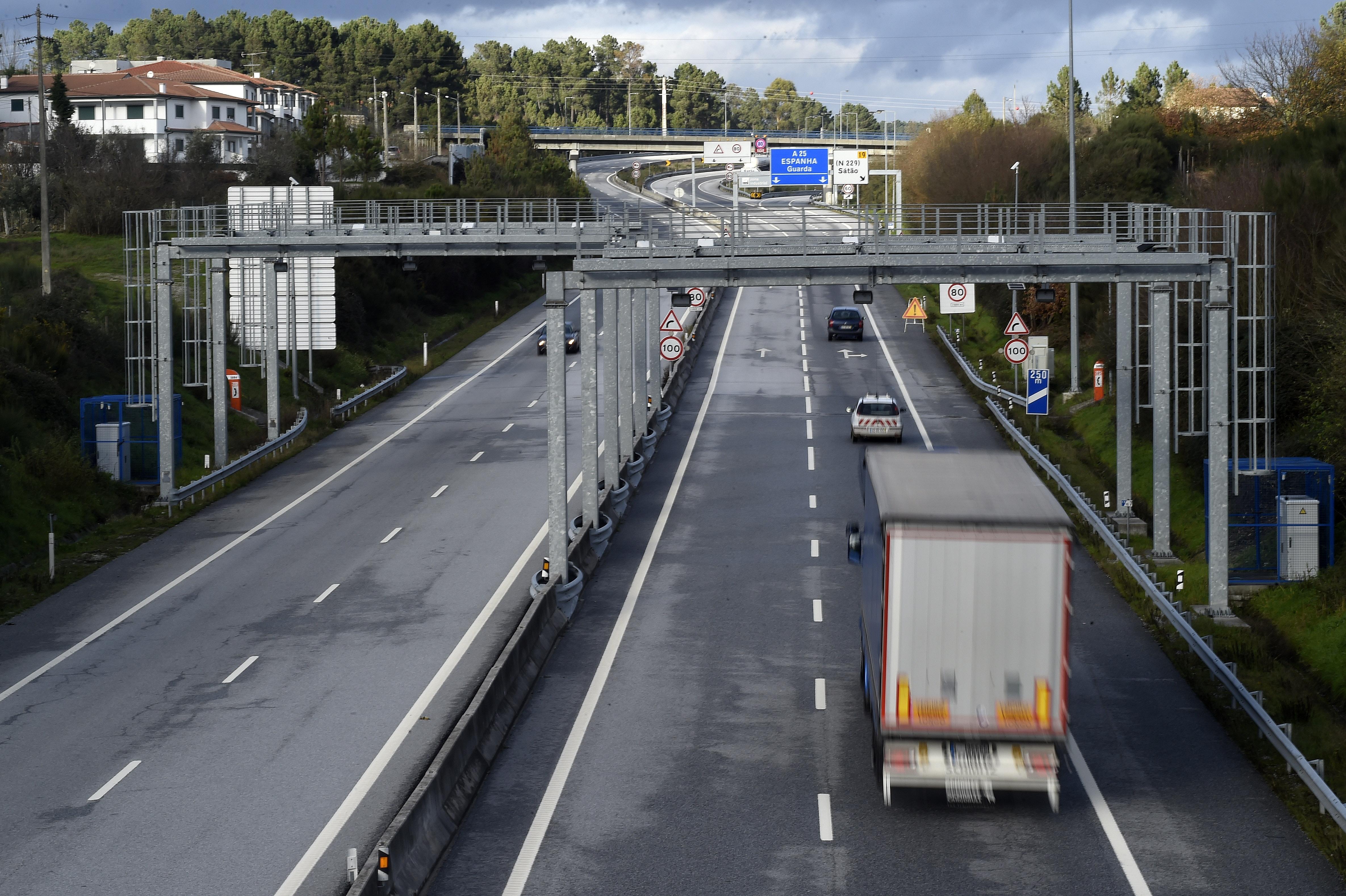 Condução com distância de segurança