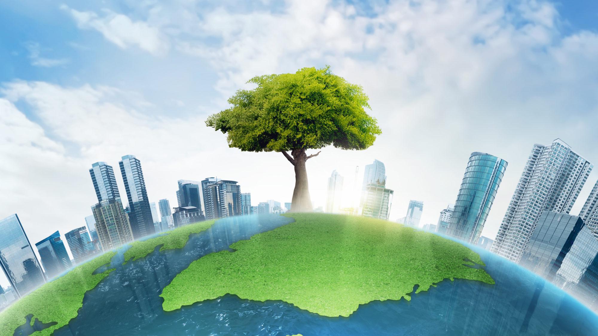 Reduzir pegada ecológica à distância de um toque