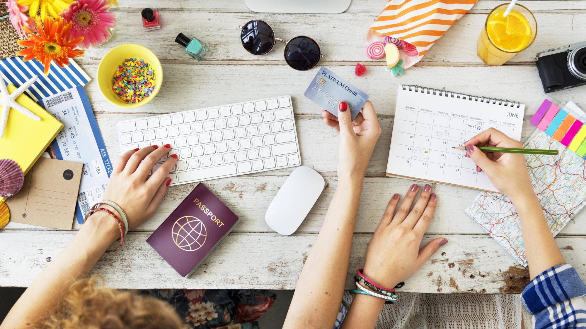 Erros a evitar na hora de planear as férias