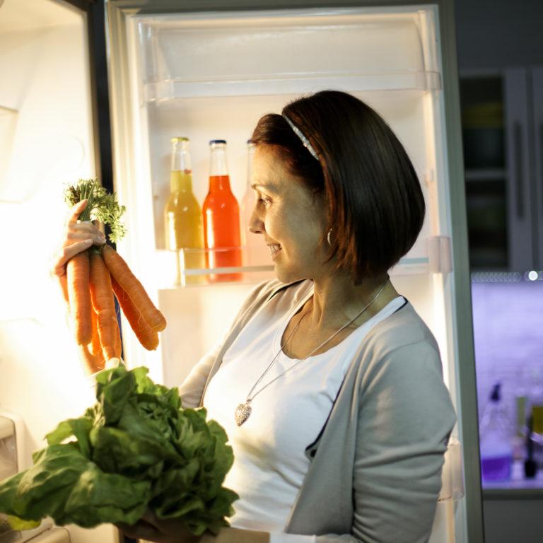 Otimize o seu frigorífico