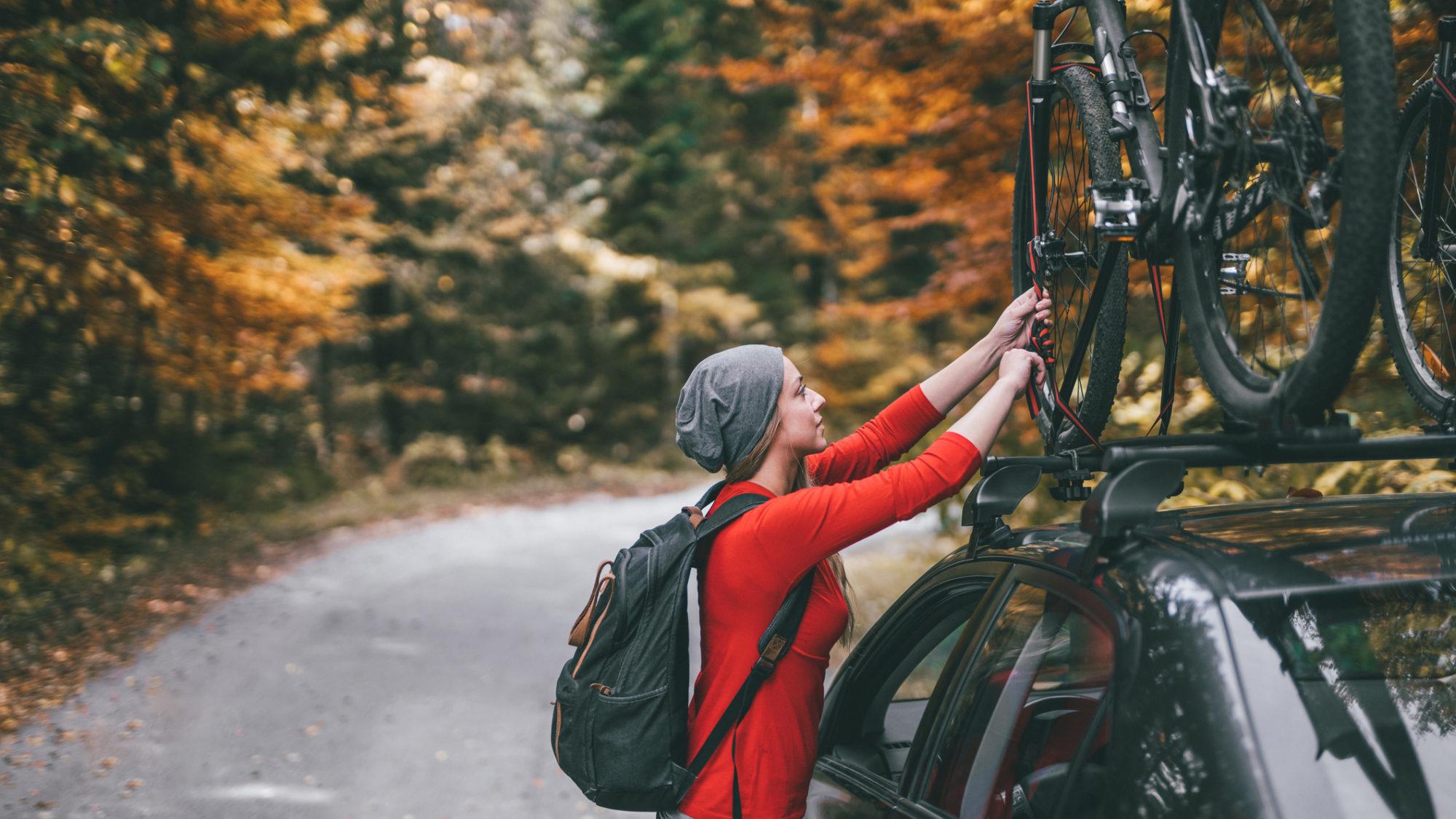 Bicicletas: como transportá-las no carro