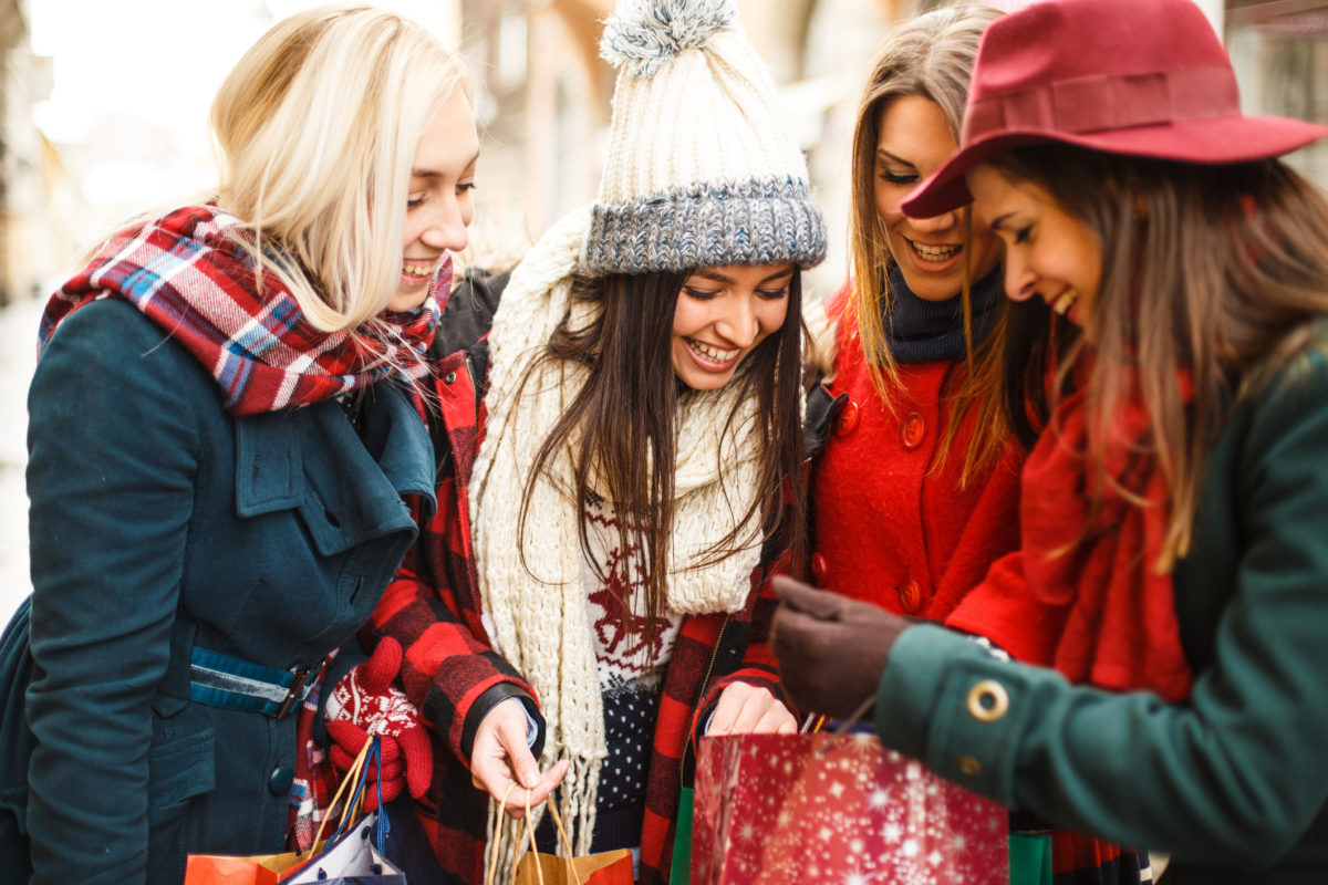 Compras de Natal: porque não deve esperar mais para começar