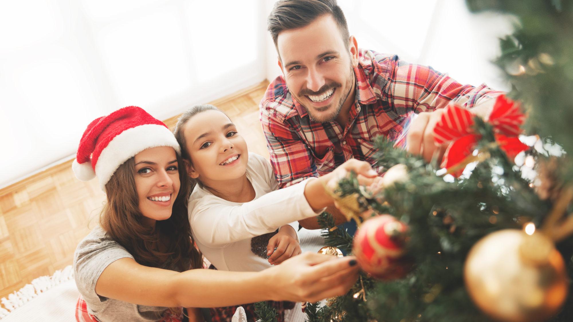 Decorar a casa para o Natal sem gastar muito dinheiro