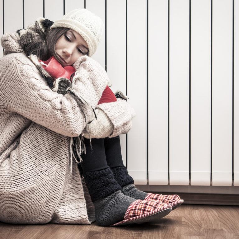 Acabe com as correntes de ar e frio em casa