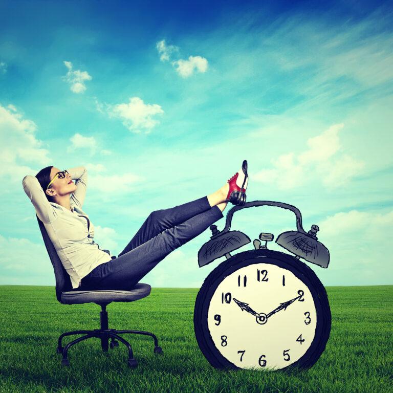 Maior produtividade em 5 passos simples