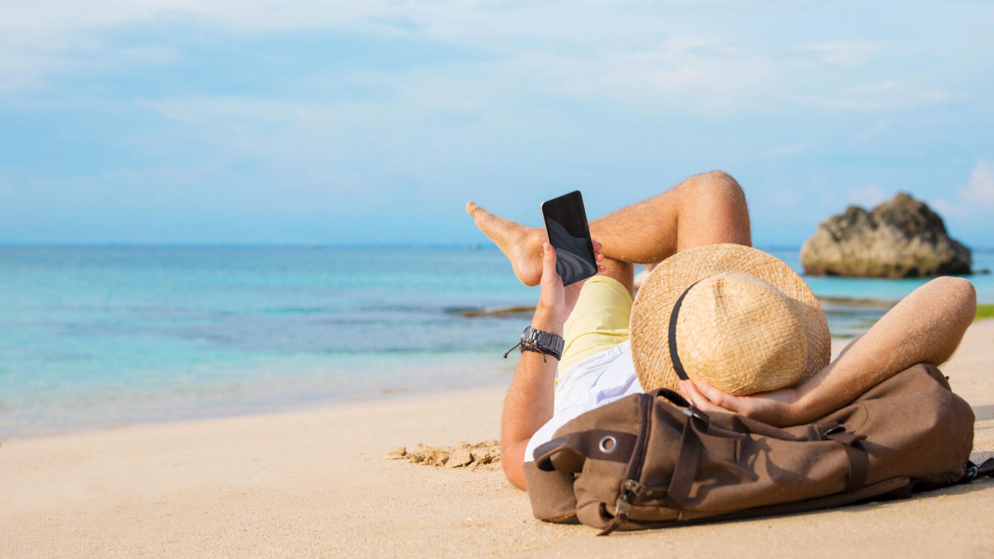 Vai de férias? Certifique-se que a sua informação está segura!