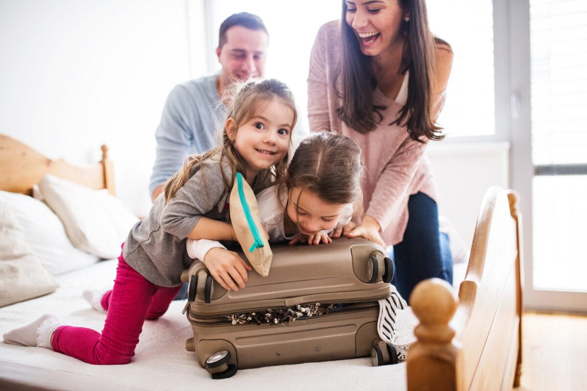 De férias com a família sem esvaziar a carteira