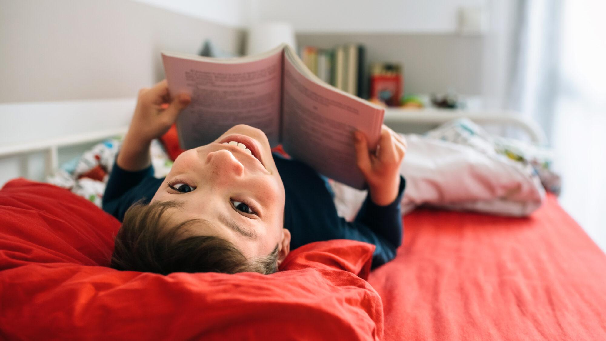 Os seus filhos torcem o nariz aos livros?Saiba como despertar-lhes o gosto pela leitura