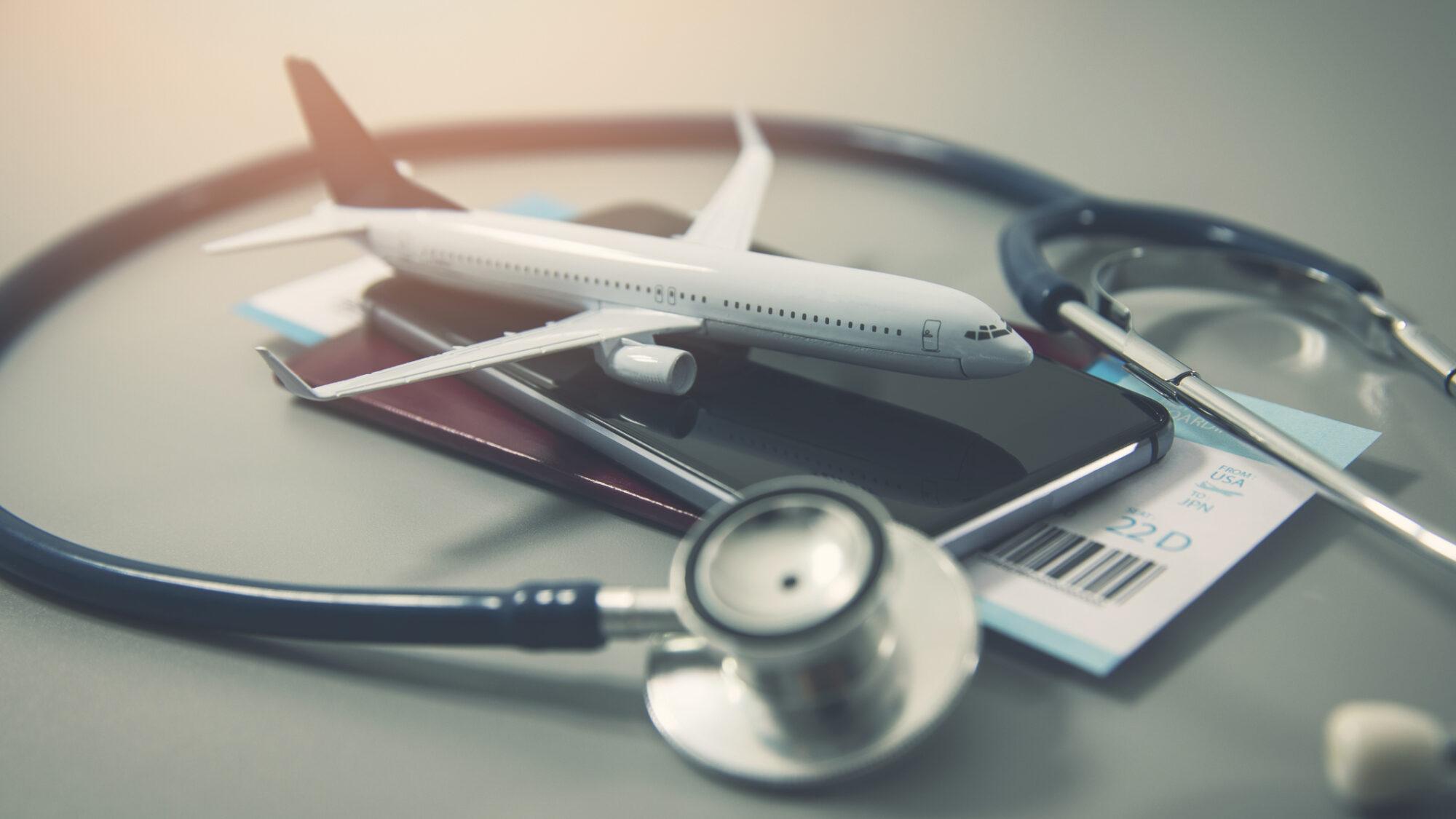 Vai viajar? Já marcou uma consulta de Medicina do Viajante?