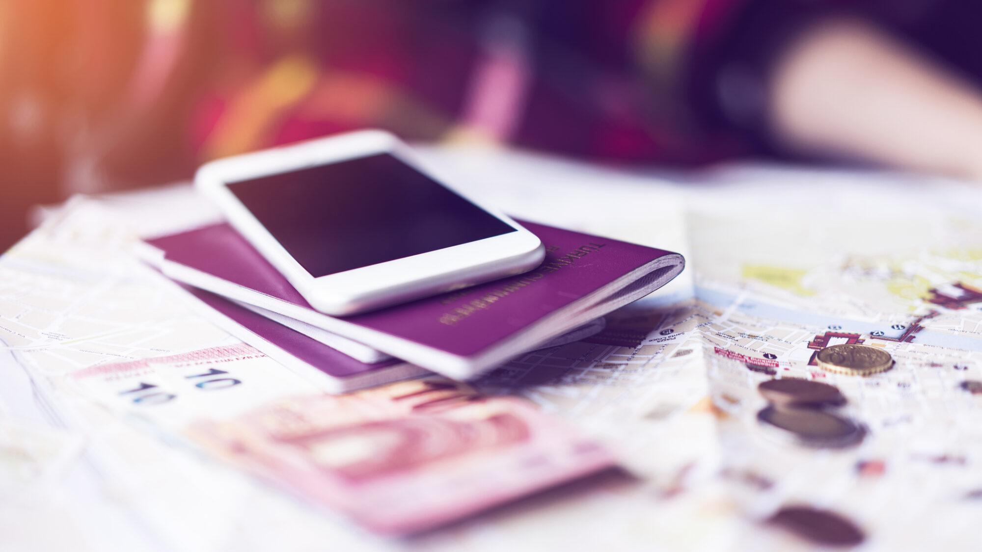 Apps para uma boa gestão de despesas em viagem