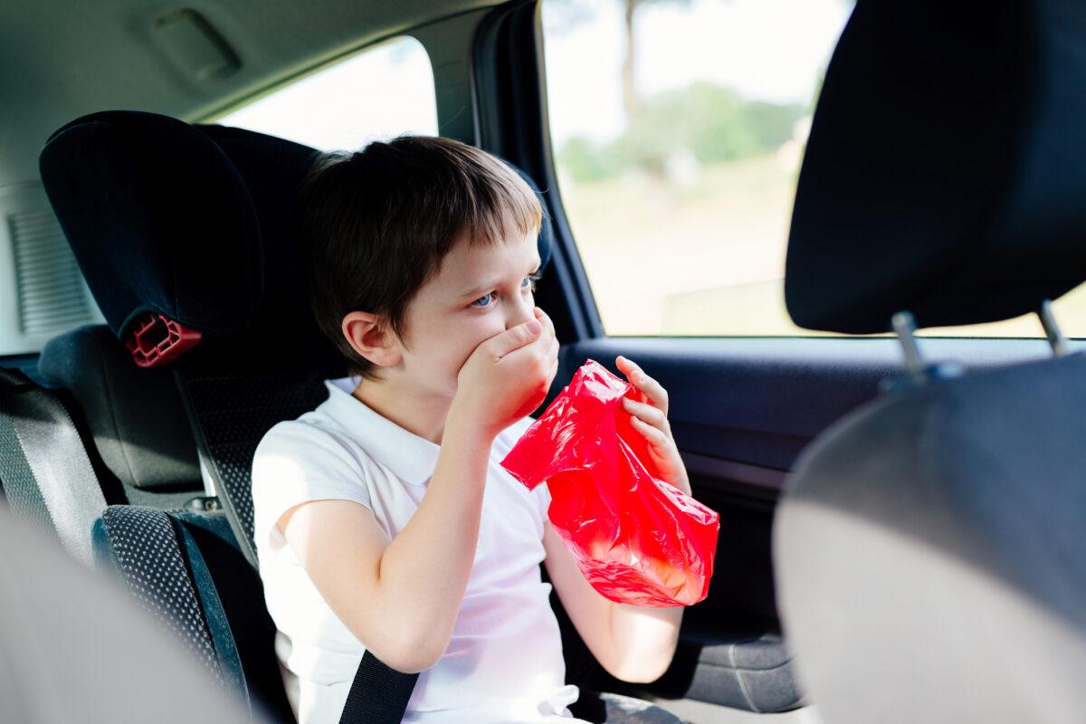 Viajar com crianças: como evitar os enjoos