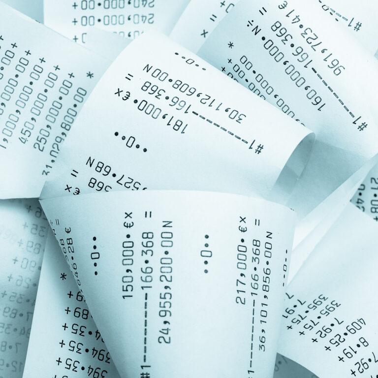 Sabe qual é o estado de saúde das suas despesas?