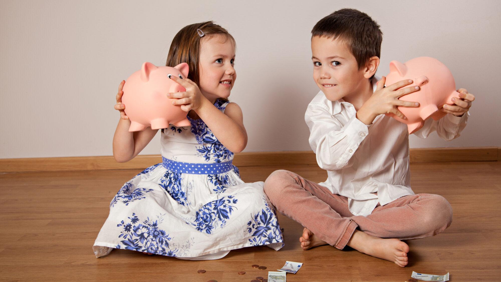 Como tornar o seu filho um consumidor mais responsável